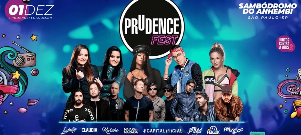 Prudence Fest 2018 – Local, Horários e Programação